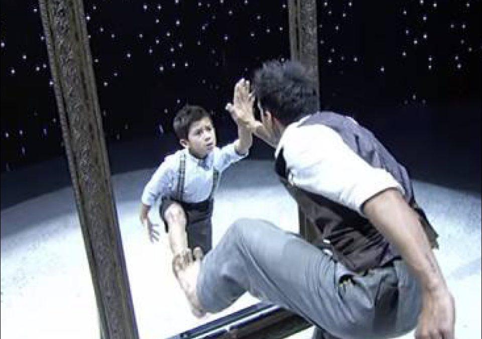 Kinderen spiegelen hun ouders