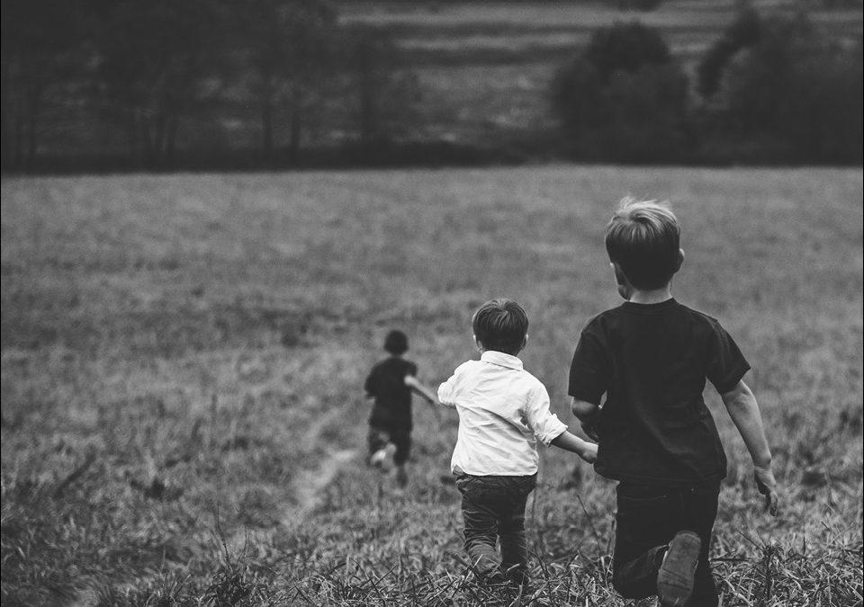 Als kleine jongens groot worden
